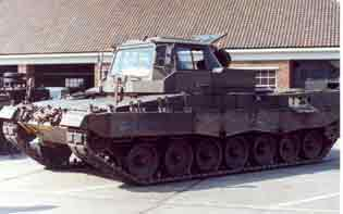 Léopard 2A4 Schulpanzer Koninklijke Landmacht