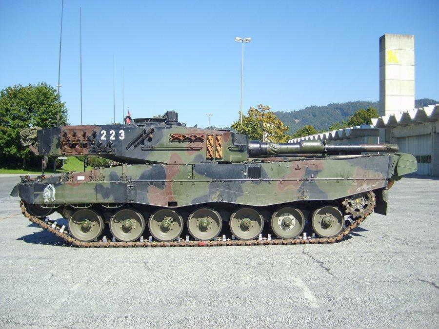 Léopard 2 Pz 87 Thunn