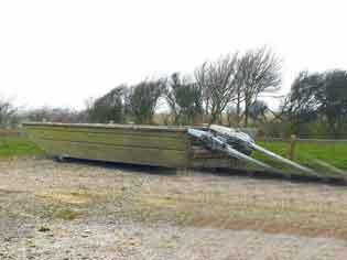 Leichte Pionier-Sturmboot 39  Batterie Todt