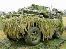 Lohr LVS (Luchtmobiel Speciaal Voertuig ) AT TOW P