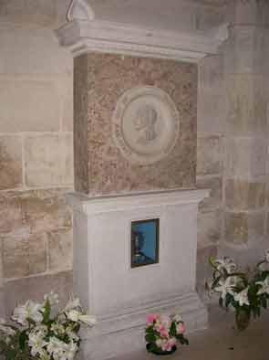 Seine St Denis St Denis Basilique 6.6.1 Tombeau Louis XVII Cardiotaphe