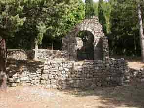 Hérault Lunas Chapelle St Georges