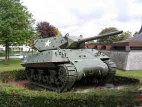 Tank Destroyer M 10 Bayeux