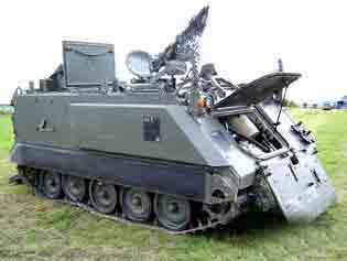 M113A 1  B ENG (Belgique Jambes )