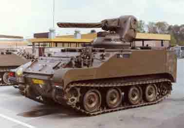 M 113 Lynx A1 Pays Bas (Overloon)