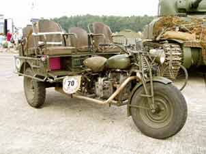 FN M 12 Tricar 1000 Cm3
