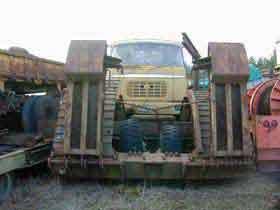 M 15 Semi Remorque Gard
