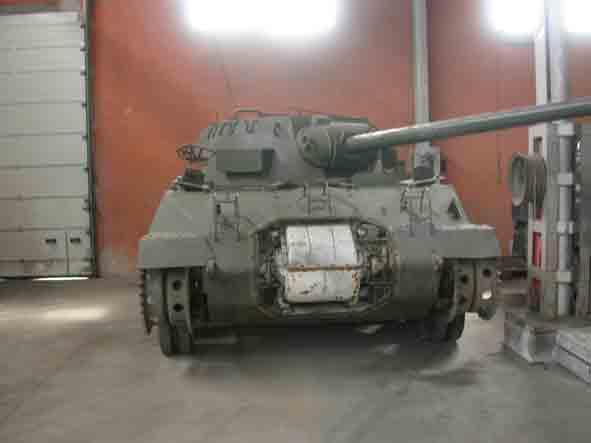 Tank Destroyer M 18 Hellcat