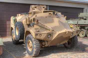 Panhard M 3 VTT