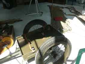 Cart Hand M3A4  St Mère