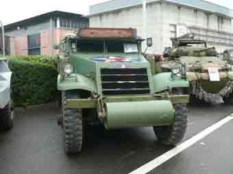 M 3 a1 Scout Car