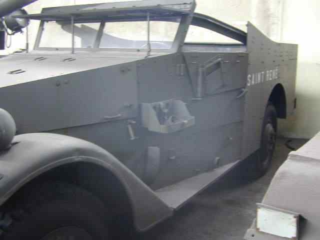 Scout Car M 3 A 1  Saumur
