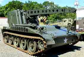 M 578 Recovery Vehicle