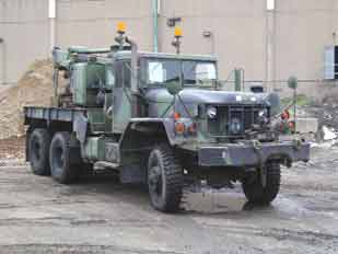 M 816 General 6x6 Medium Duty Wrecker Tow