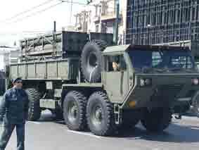 Oshkosh M 977 (Armée Grecque)