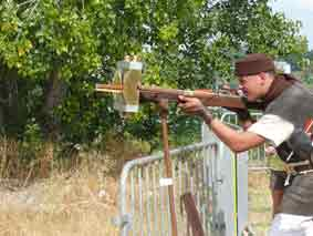 Artillerie Manubaliste Arles 2008