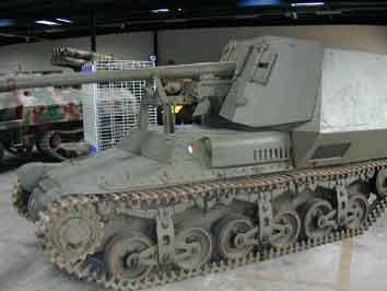 Marder I Sd.Kfz.135 mit 75mm Pak 40 L48 Saumur