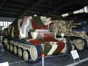 Marder II Sd. Kfz. 131 (Kubinka)