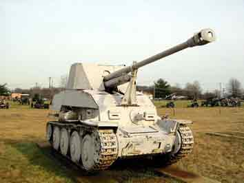 Marder III Panzerhager 38t fur 7.62 cm PaK36r