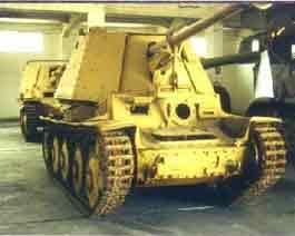 Marder III Ausf. H Sd. Kfz. 138 (Trieste)
