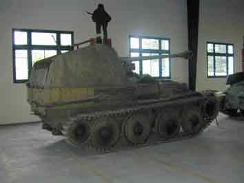 Marder III Ausf. M Sd. Kfz. 138 (Saumur)