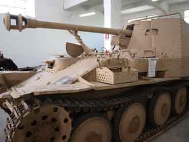 Marder III Ausf. M Sd. Kfz. 138 (Trieste)