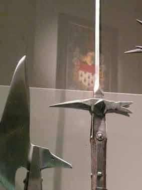 Arme Choc 1500 Marteau d 'Arme Francais