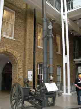 1eGM 1918 Mât péricopique (Londres)