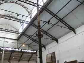 1eGM 1918 Mât antenne de transmissions (Bruxelles)