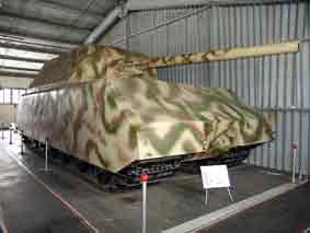 Panzer VIII Maus  Kubinka