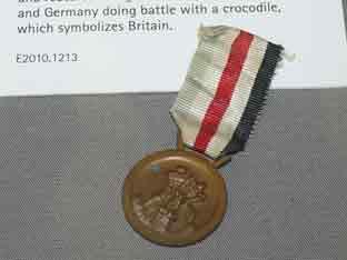 2eGM 1942 Medaglia campagna italo-tedesca in Afric