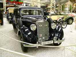 Mercedes  260 D 1936 Spire