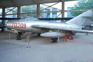 MiG 15  Pekin