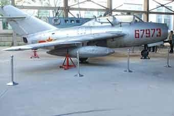 MiG 15  UTI Pekin