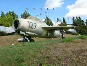 MiG 15 UTI Rimini