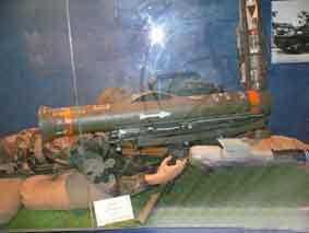 Missile Anti Char Milan Montpellier