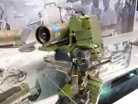 Missile Anti Char Milan ER le Bourget  2009