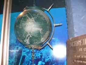 Mine Sous Marine à  Orin Breguet 887  1914Paris