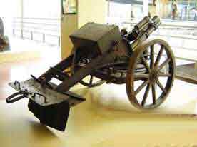 7.5cm Leichte Minenwerfer  Type Ehraht Novion