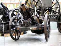 7.62 cm Leichte Minenwerfer  Bruxelles