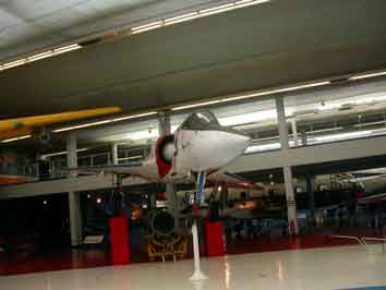 Dassault Mirage 2000 001 Prototype Le Bourget