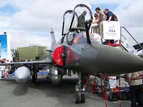 Dassault Mirage 2000 D Le Bourget 2009