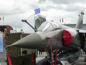 Dassault Mirage F1 CT Le Bourget  2007