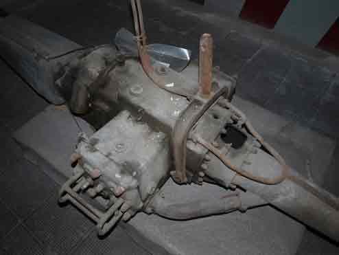Sturmbootmotor 39 ( Trieste )