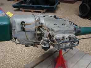 Sturmbootmotor 39  (Saumur)