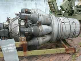 Réacteur Klimov KV1 Rimini