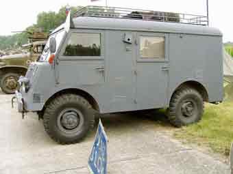 Mowag GW 4500