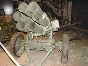 LRM Nebelwerfer 15 cm Nebelwerfer  41 Duxford