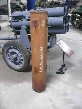 LRM Nebelwerfer 21cm Nebelwerfer  41 Kasten