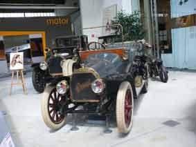 Opel 820 PS 1911 Bruxelles
